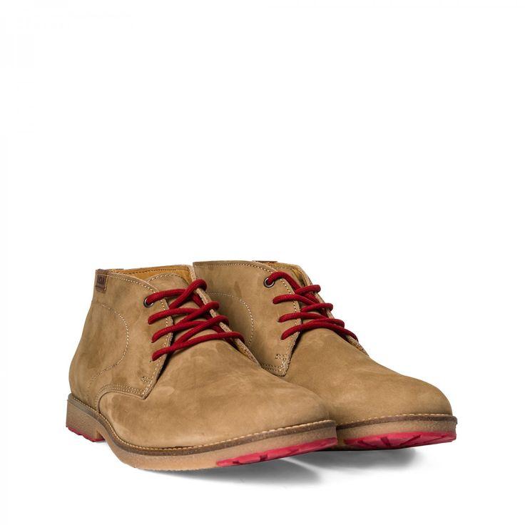 Chaussures HOMME DARK STONE DIXON MID - AIGLE