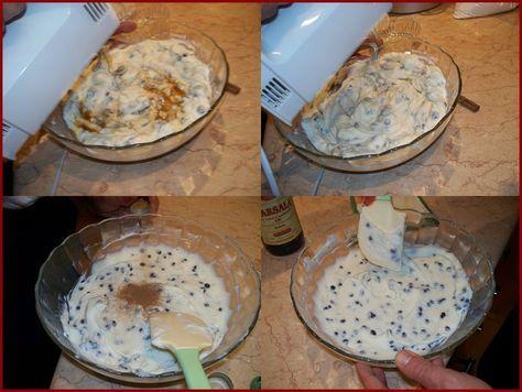 Crema di ricotta per cassate e cannoli siciliani