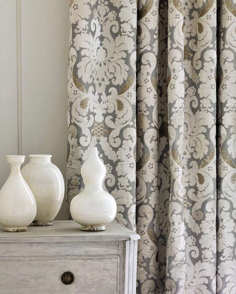 Colefax And Fowler Curtains