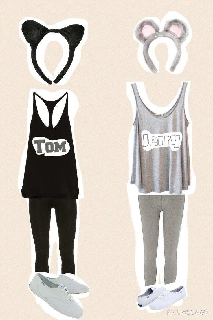 Going to do this for Halloween with my best friend!                                                                                                                                                                                 Mehr (Halloween Costumes Bestfriend)