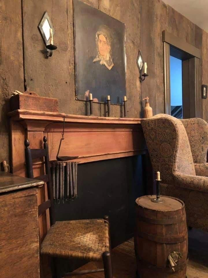 Primitive Decor Clearance Primitivedecor Primitive Living Room Primitive Decorating Decor