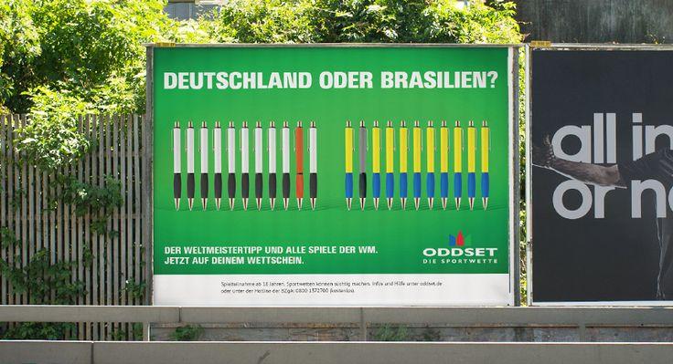 Hello München | Werbeagentur für Kommunikation | München - WM-Kampagne Nationen