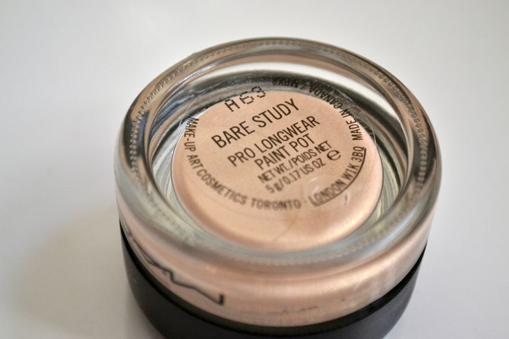 MAC Paint Pot in Bare Study: Review and Swatches | RosyChicc