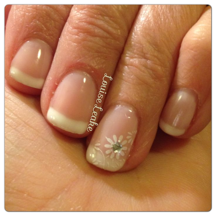 French shellac with Bundle Monster print.  By Louise Leake