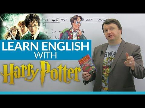 English Books: How to learn English with Harry Potter! - YouTube
