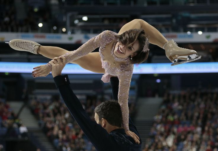 Injuries knock Eric Radford and Meagan Duhamel out of contention, but gritty performance helps Canada lock up three spots for Winter Olympics.