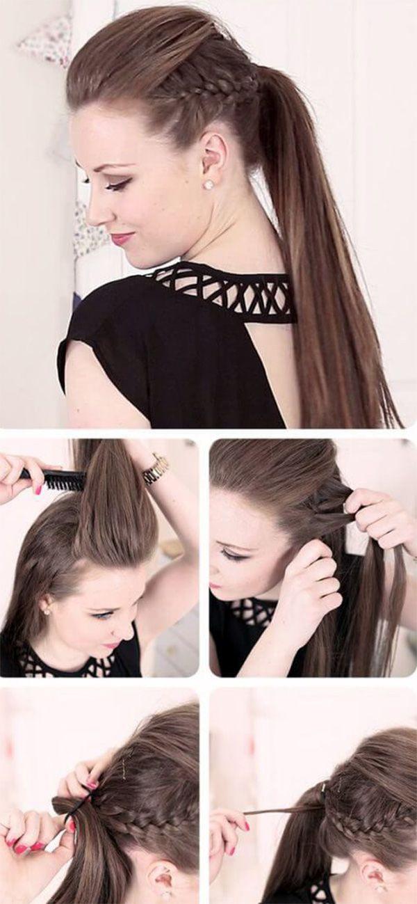Saç örgüleri, her ne kadar yapılışı biraz karışık olsa da hiç şüphesiz ki en şık saç modellerinden de birisi. Örgülü saçlar denilince yapabileceğiniz o kad