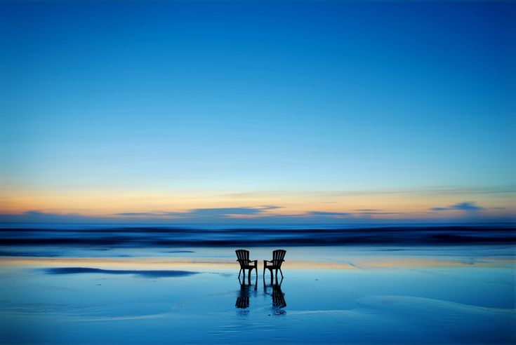 National Geographic Traveler Magazine: 2013 Photo Contest - The Big Picture - Boston.com  TWO CHAIRS ON DAYTONA BEACH, FLORIDA. CAN PICTURE MYSELF HERE WITH A TALL, COOL DRINK IN MY HAND TOASTING THE SUNSET.