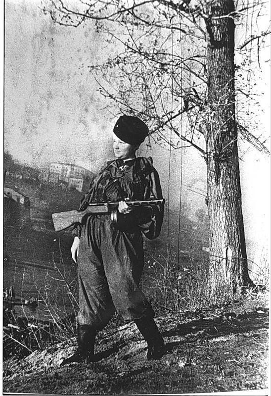 Военные фотографии Михаила Савина