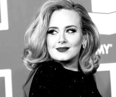 Adele Love Her: Celebrity, Artists, Favorite Things, Dark Eye, Pinterest Favorite, Beautiful Places, Hair, Adele, Favorite Pinterest