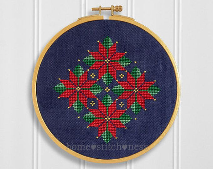 Christmas Cross Stitch Pattern Nordic Christmas Sampler Cross Etsy In 2020 Cross Stitch Patterns Christmas Christmas Cross Stitch Scandinavian Embroidery
