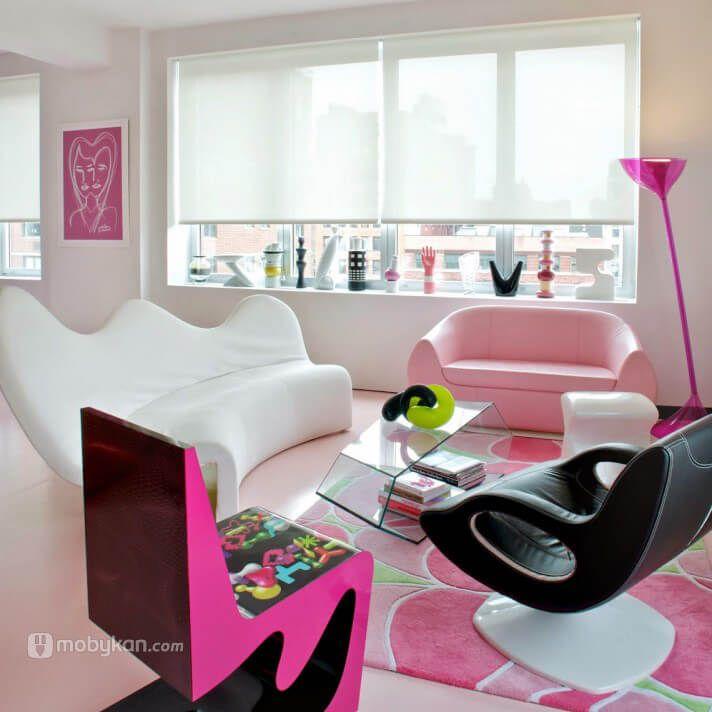 ديكورات و الوان شقق افكار و نصائح لاختيار افضل الديكورات من موبيكان Home Decor Furniture Floor Chair