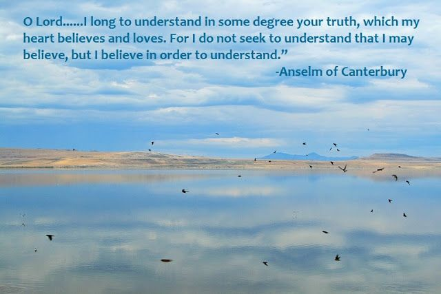Anselm Of Canterbury Quotes: 25+ Best Ideas About Anselm Of Canterbury On Pinterest
