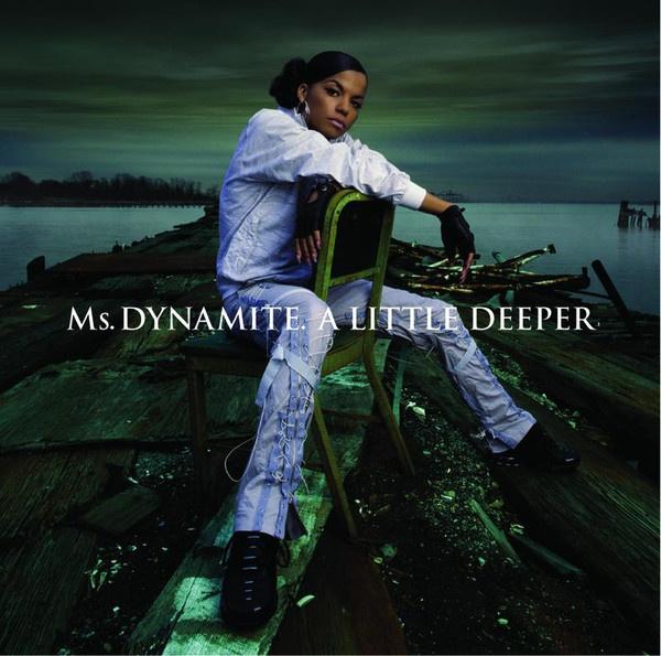 "2002 Mercury Prize winner: ""A Little Deeper"" by Ms. Dynamite - listen with YouTube, Spotify, Rdio & Deezer on LetsLoop.com"