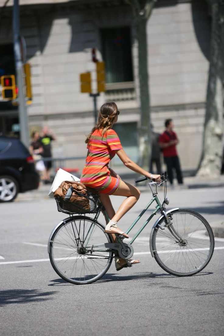i wish i lived in a more bicycle friendly city