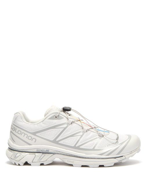 buy popular 53b1f f1b84 SALOMON SALOMON - S LAB XT 6 SOFTGROUND TRAINERS ADV LTD - MENS - GREY.   salomon  shoes