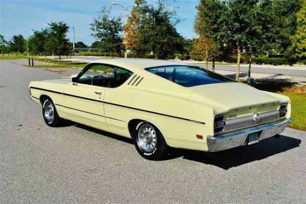 1969 Ford Torino Gt For Sale Lakeland Ford Torino Ford