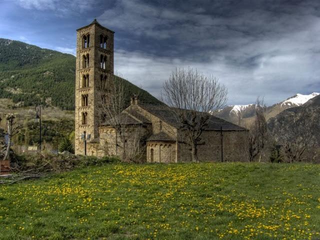 En la ruta del Románico Catalán, Catalunya