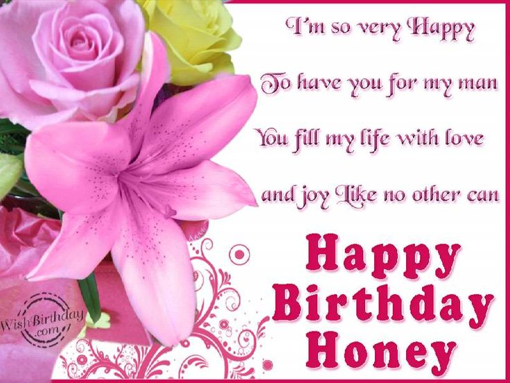 33 best happy birthday images on pinterest birthday wishes happy birthday messages for husband voltagebd Images