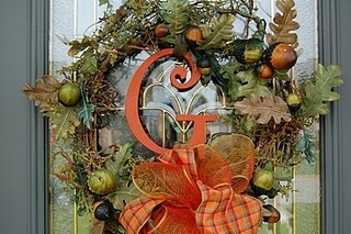 Great Fall Wreath