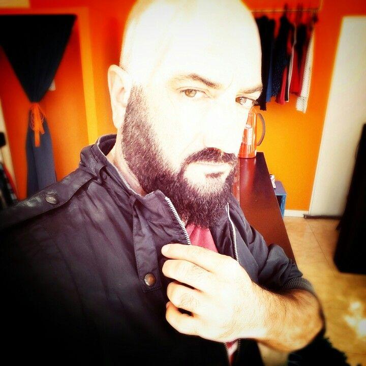 Men Style Beards  Bald