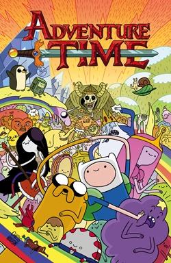 Adevnture Time, Titan Comics, 1