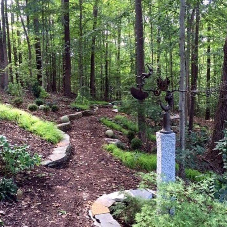 168 Best Images About Forest Garden Ideas On Pinterest