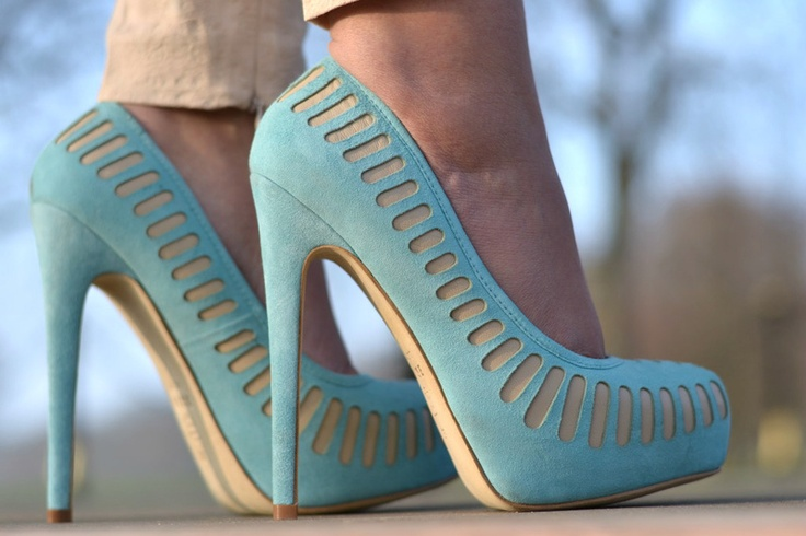 Zapatos desde Aldo!: Shoes, Style, Color, Tiffany Blue, Blue Shoes, Pump, High Heels, Blue Heels, Shoes Shoes