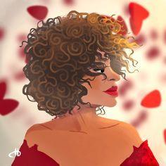 Rainha Elza Soares! <3