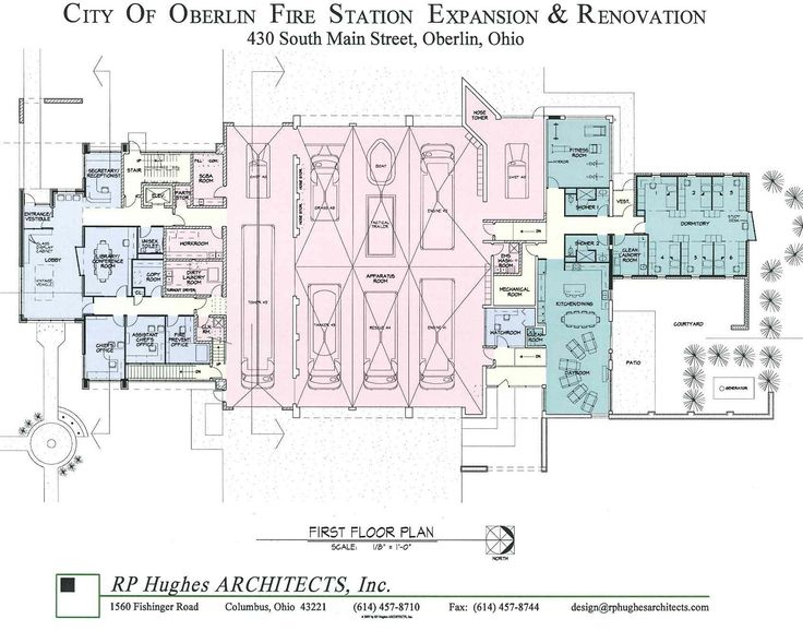 17 best images about fire station on pinterest architecture site plans and design conference for Fire station floor plans design
