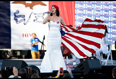 Katy Perry, Jennifer Lopez to Perform for Clinton Campaign in 'Love Trumps Hate' Series