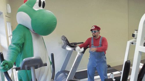 PSY - GENTLEMAN M/V - Nintendo Man Parody