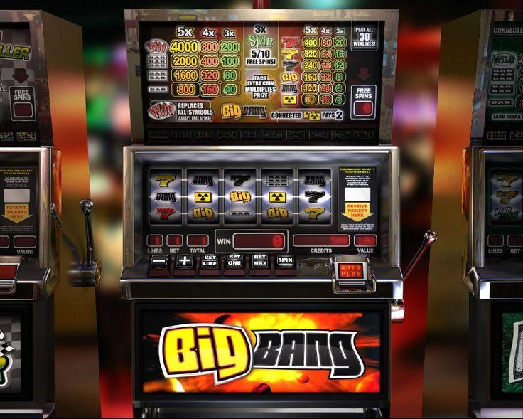 Big Bang! Classic 5 reel slot! For more games, register on http://casino-goldenglory.com/