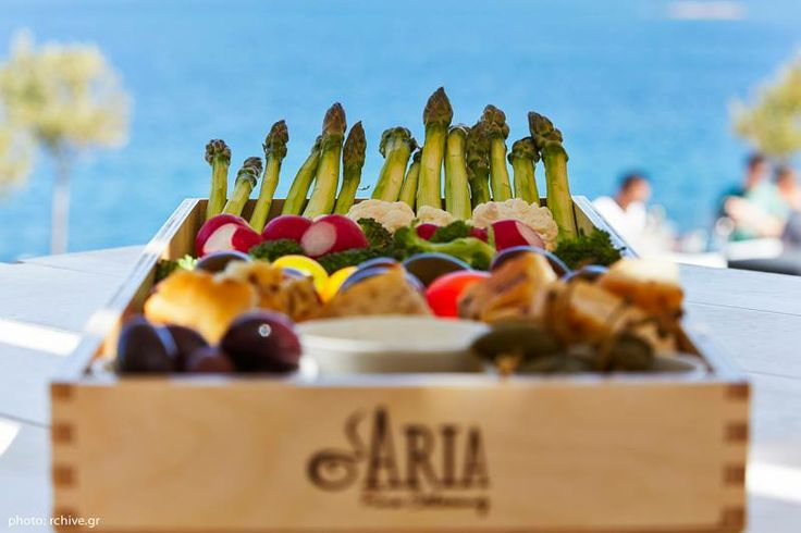 Let us organize your event and impress you and your guests with the finest menu of #ARIAFineCatering