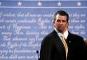 Donald Trump Jr. mocks protesters' plans for election anniversary