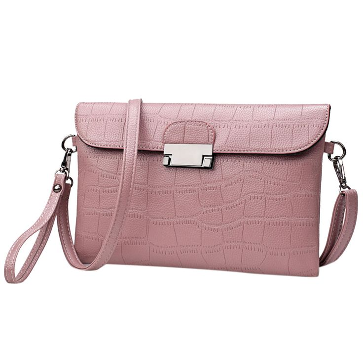 Women Famous Brand Clutches Small Handbags Alligator Pattern Designer PU Leather Crossbody Bags Women Mini Bag Sac A Main