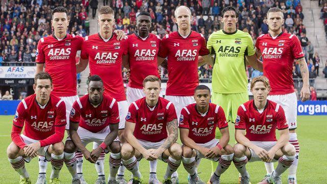 Simak selangkapnya berikut ini daftar pemain AZ Alkmaar musim 2016/2017. Skuad terbaru AZ yang akan bermain di Liga Belanda Eredivisie dan juga Liga Europa musim ini. Klub yang kini menjadi langgan…