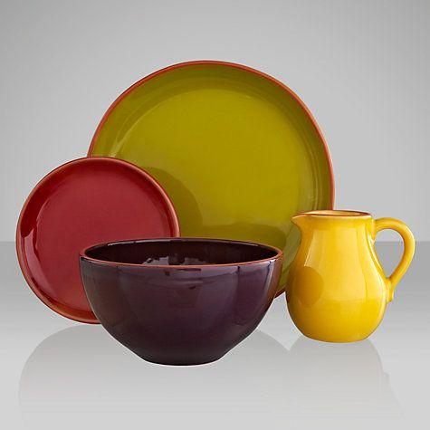 Buy John Lewis Al Fresco Tableware Online at johnlewis.com