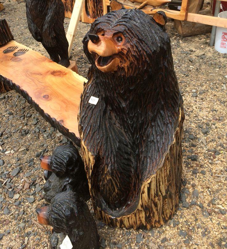 Best chainsaw carving championships reedsport oregon