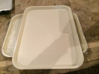 "Making Lemonade Out Of Lemons - Tracy's Product Opinions: Cand 16.14""x12.2"" Plastic Serving Trays, Pack of 2..."