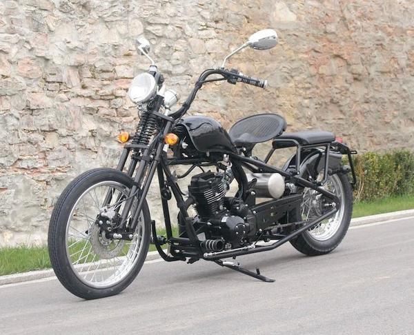 Motorrad 125 ccm » Chopper aus Eislingen