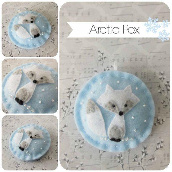 Arctic Fox Craft Ideas