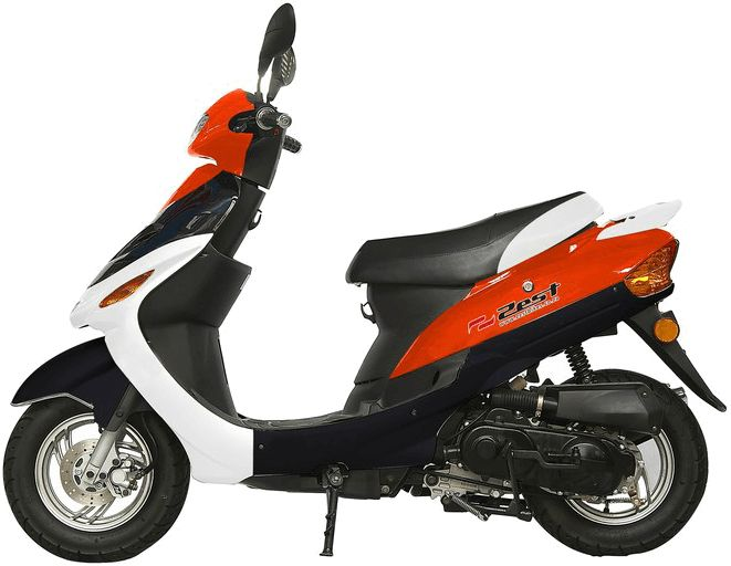 Zest Scooters - 125cc scooters & 150cc scooters for sale in Cape Town