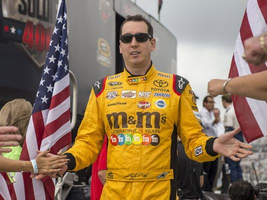 Kyle Busch quietly contends for championship repeat