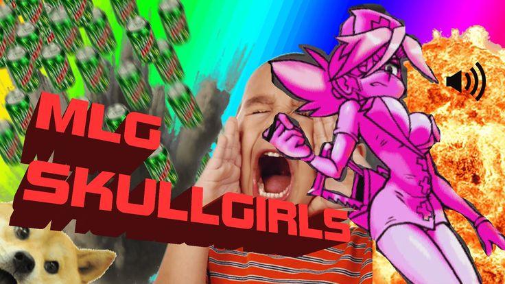 Resultado de imagen para dank  skullgirls mlg wallpaper