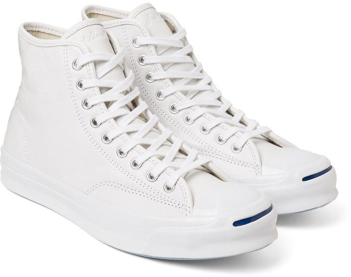 Jack Purcell Signature Leather High Top Sneakers High top  High top