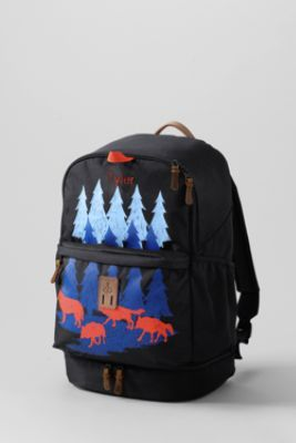 Kids' Wolves Dash Pack from Lands' End