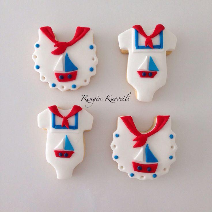 Deniz Bebek Kurabiyesi / Sea Baby Cookies