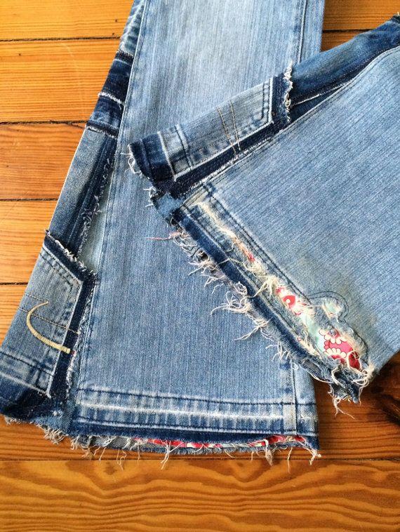 Fondos de campana Jeans pantalones vaqueros mujer hombres