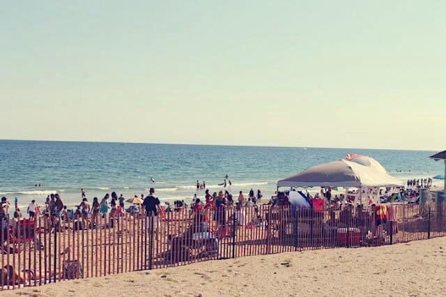 Misqaumicut beach. Sexy beach.